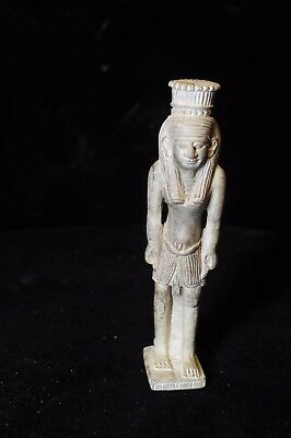 Antique Egyptian Statue Of Princess Meritanem Wife Of King Ramesses The Great