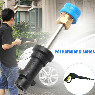 60°C K-series 11.6 mm Compact Quick Release Conversion Adaptor For Karcher