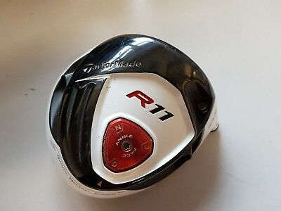 Taylormade R11 10.5 Degree Golf Driver Head Vgc