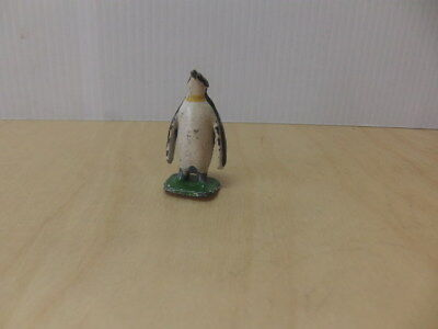 Vintage – 1950s – Lead Penguin Figure