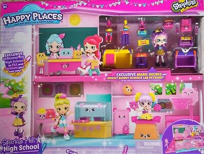 Shopkins Happy Places Sparkle Hill Happy Home Ebay Canada
