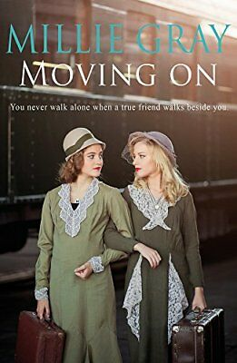 Moving On (Anderson Family Saga) by Millie Gray Book The Cheap Fast Free Post
