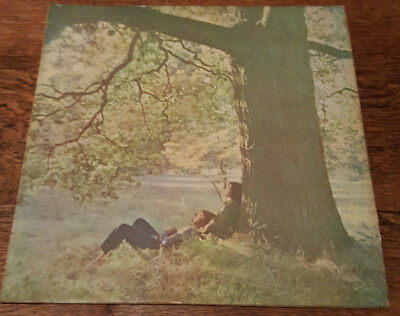 John Lennon Plastic Ono Band 1st UK Press LP  -1U -1U *VERY RARE* Beatles