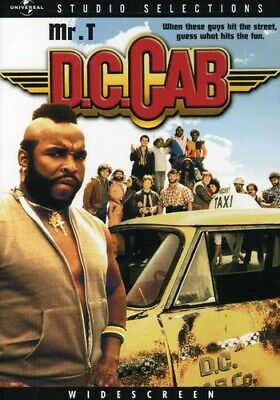 DC Cab [New DVD] Dolby, Widescreen
