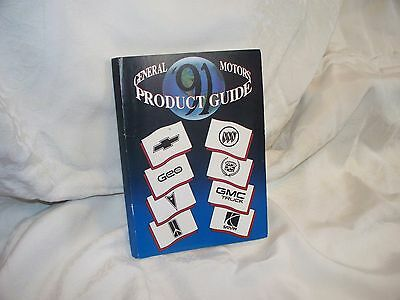 General Motors Product Guide-1991