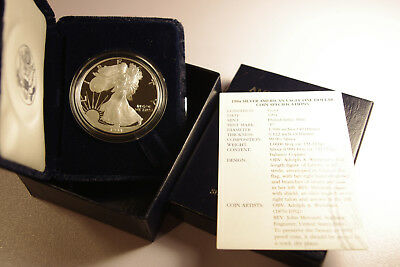 1994 P Proof American Eagle