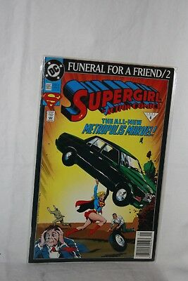 D C Comics Justice League America #685 Jan 93 Funeral for a Friend / 2 Sleeved