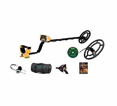 Garrett ACE 250 Deluxe Sports Metal Detector Deluxe Sports Pack Water-Proof Coil