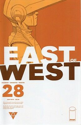 East Of West #28 (NM)`16 Hickman/ Dragotta