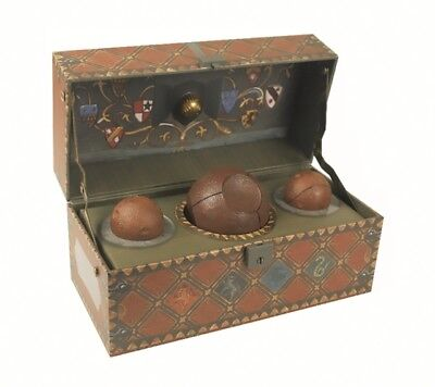 Harry Potter: Collectible Quidditch Set (Accessory), Running Pres...