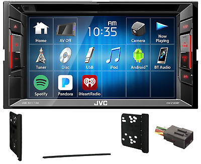 2000-2010 Ford F-650/750 JVC DVD Player Monitor w/Bluetooth/USB/iPhone/Android