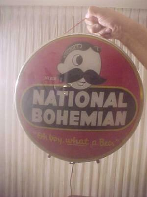 National Bohemian Light-Up Sign