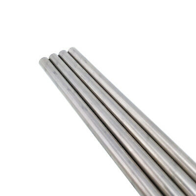 US Stock 2pcs OD 9mm ID 8mm Length 250mm 304 Stainless Steel Capillary Tube