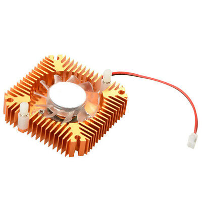 PC Laptop CPU VGA Video Card 55mm Cooler Cooling Fan Heatsink 1pcs New.