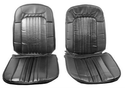 1971-72 Chevrolet Chevelle Bucket Seat Covers 4-Piece New