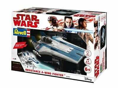 Revell 06762 - Star Wars - Build & Play - Resistance A-Wing Fighter - Neu