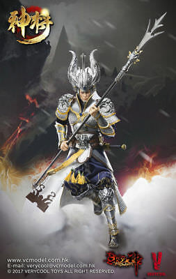 1/6 Very Cool Toys DZS-004 Tencent Game Dou Zhanshen Asura Series Exiled God 神將