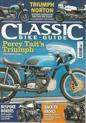 CLASSIC BIKE GUIDE-November 2017 (NEW COPY) *Post included to Europe/USA/Canada