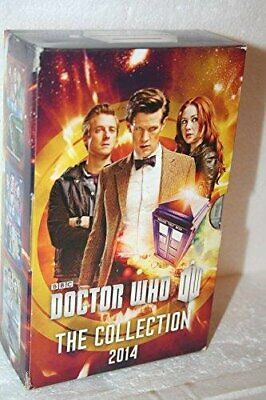 Doctor Who The Collection 2014 - 3 Volume Boxset by George Mann Book The Cheap