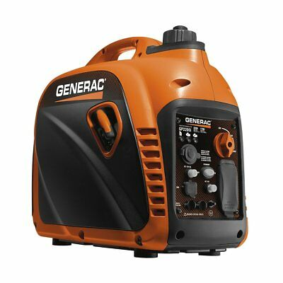 Generac 7117 GP2200i 2200 Watt Portable Inverter Generator CSA & CARB Compliant