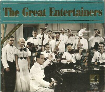 Various - Great Entertainers - Various CD GUVG The Cheap Fast Free Post The
