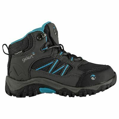 Gelert Kids Boys Horizon Mid Waterproof Infants Walking Boots Lace Up Breathable