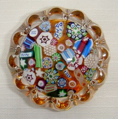 Perthshire, John Deacons, End of Day, Daisy, Paperweight, Briefbeschwerer