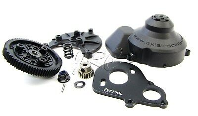 Axial Wraith SPUR ( gear, slipper, Cover & Motor mount Set rock racer AXI90018