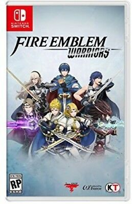 Fire Emblem Warriors for Nintendo Switch [New Switch]