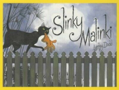 Slinky Malinki (Hairy Maclary and Friends) by Dodd, Lynley Hardback Book The