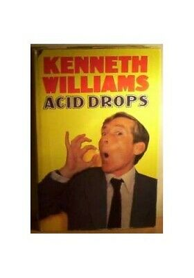 Acid Drops by Williams, Kenneth Hardback Book The Fast Free Shipping