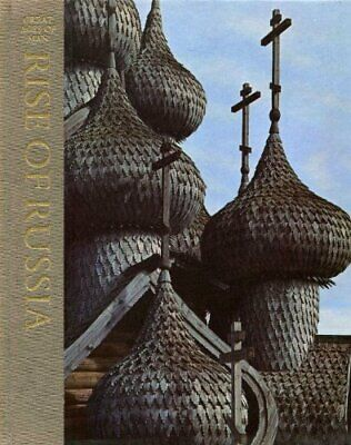 Rise of Russia (Great Ages of Man) by Wallace, Robert Hardback Book The Fast