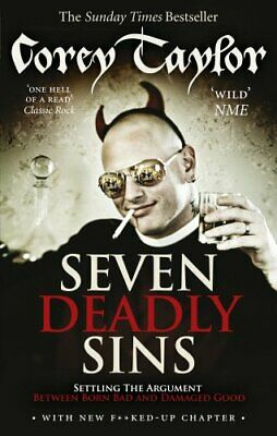 Seven Deadly Sins by Taylor, Corey Book The Fast Free Shipping