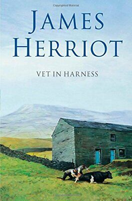 Vet in Harness by Herriot, James Paperback Book The Fast Free Shipping