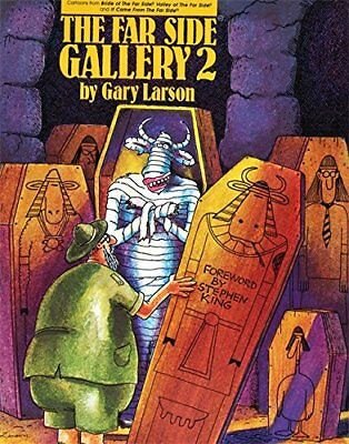 The Far Side Gallery 2: No.2 by Larson, Gary Paperback Book The Fast Free