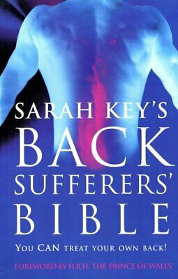 Sarah Key's Back Sufferers' Bible by Key, Sarah Paperback Book The Fast Free