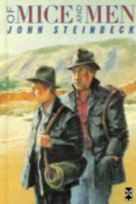 Of Mice and Men (New Windmills) by Steinbeck, John Hardback Book The Fast Free