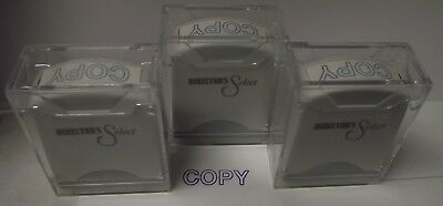 "Global AGI-SS02050 Rectangle Stock Pre-Inked Rubber Stamp With ""COPY"" 3pcs"
