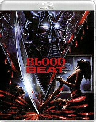 Blood Beat [New Blu-ray] With DVD, Full Frame, 2 Pack