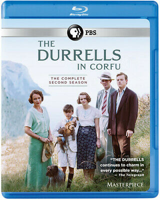 The Durrells in Corfu: The Complete Second Season (Masterpiece) [New Blu-ray]