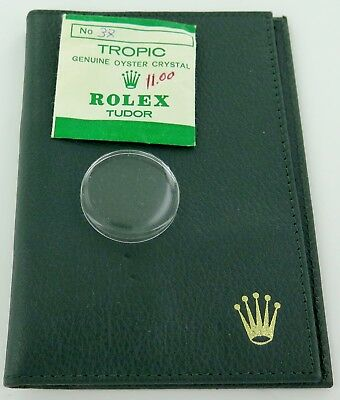 .ROLEX / TUDOR No 37 TROPIC PLEXI IN OLD STYLE PACKING. 29MM