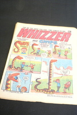 WHIZZER & CHIPS 6th May 1972*