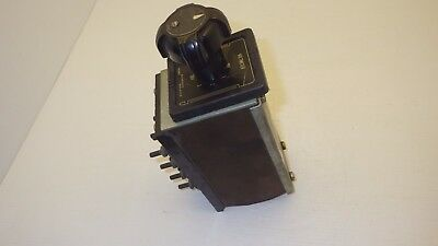 Westinghouse 1173014 Type W 600V 20A Continuous Rotary Switch