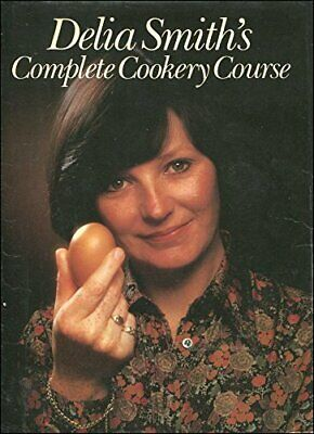 Complete Cookery Course: 3v.in 1v by Smith, Delia Hardback Book The Fast Free