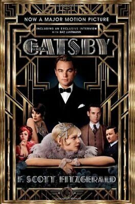 The Great Gatsby [film tie-in] by Scott Fitzgerald, F. Book The Fast Free