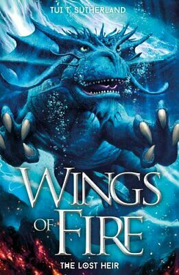 The Lost Heir (Wings of Fire) by Sutherland, Tui T. Book The Fast Free Shipping
