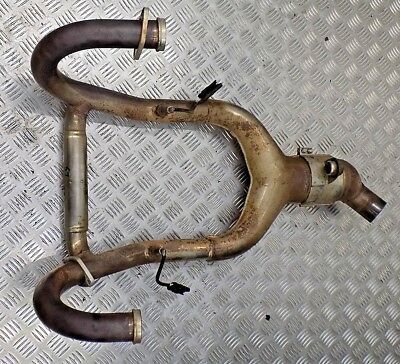 Bmw R1200Rt R1200 Rt 2007 Exhaust Down Pipes