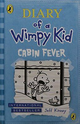 Cabin Fever (Diary of a Wimpy Kid book 6) by Kinney, Jeff Book The Fast Free