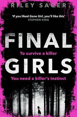 Final Girls by Sager, Riley Book The Fast Free Shipping
