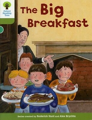 Oxford Reading Tree: Level 7: More Stories B: The Big Breakfast (. 9780198483298